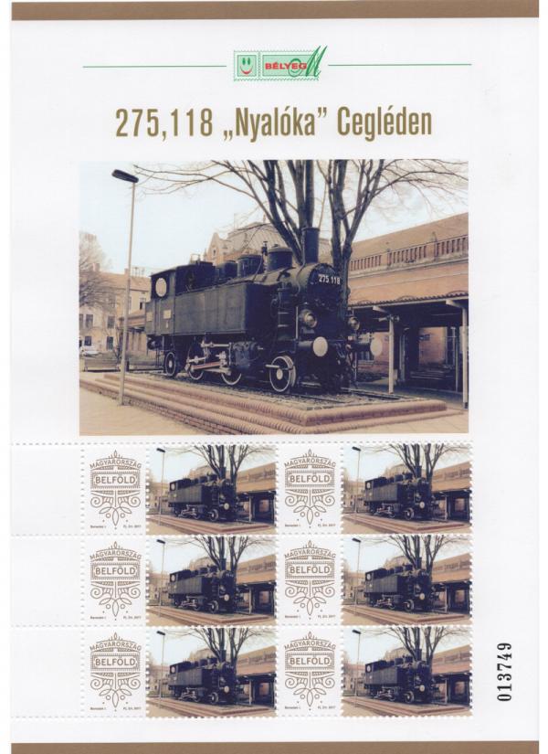 """275,118 """"Nyalóka"""" Cegléden"""