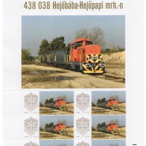 438 038 Hejőbába-Hejőpapi mrh.-n